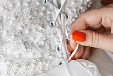 Créatrice de robe de mariée, Le Petit Bonheur