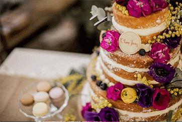 Wedding Cake de Clara Jung