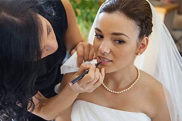 Maquillage mariée professionnel Le Poudrier De Lisa