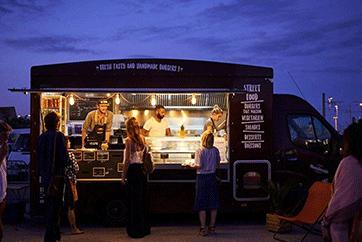 Food Truck Big Hakuna Burger