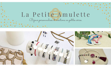 La petite amulette bijoux