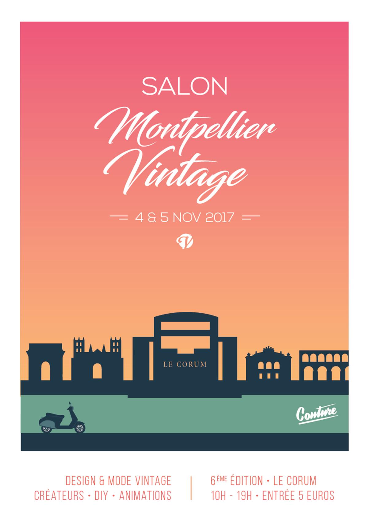 salon montpellier vintage 2017