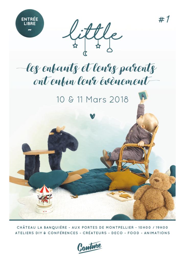 Affiche du Festival Little