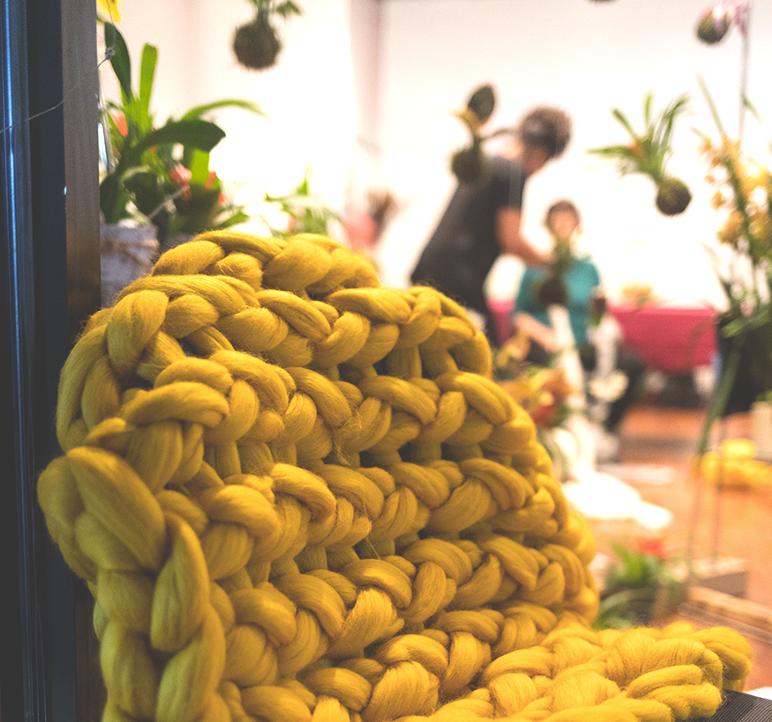 atelier arm knitting montpellier