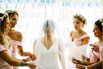 Wedding Planner : Histoire d'Ange