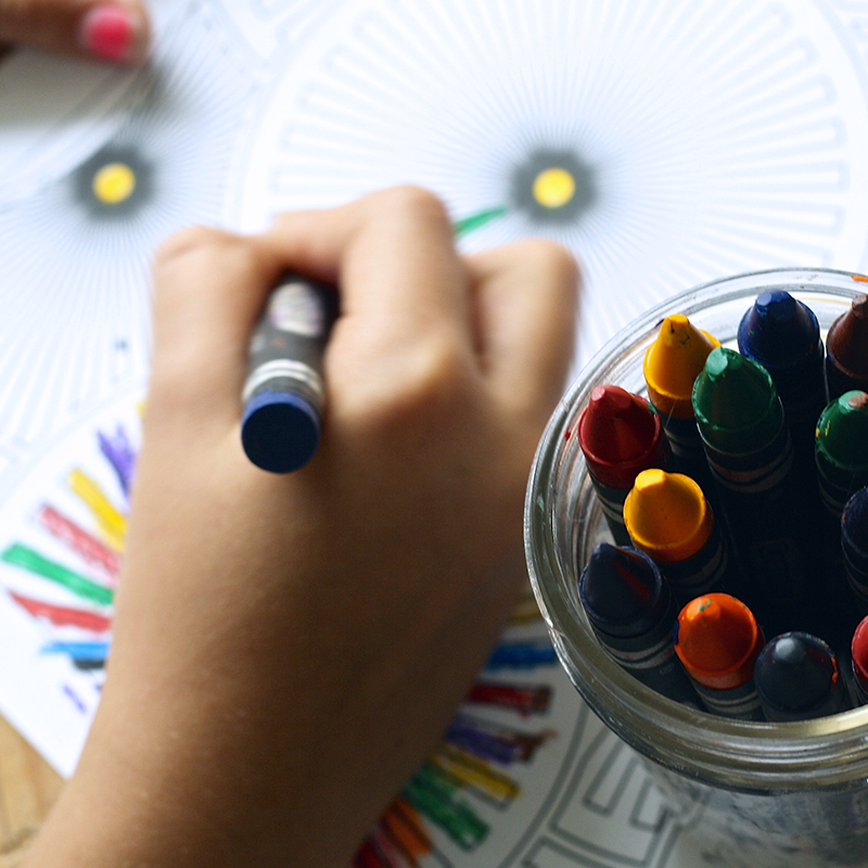 atelier coloriage enfants montpellier