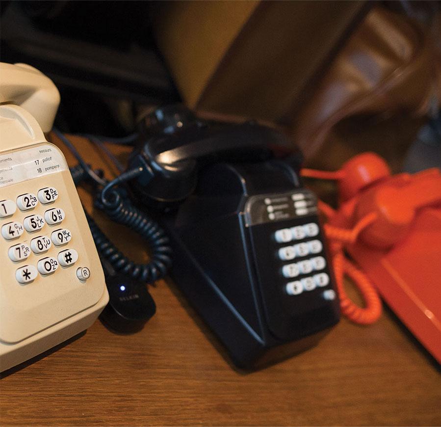 telephone vintage montpellier