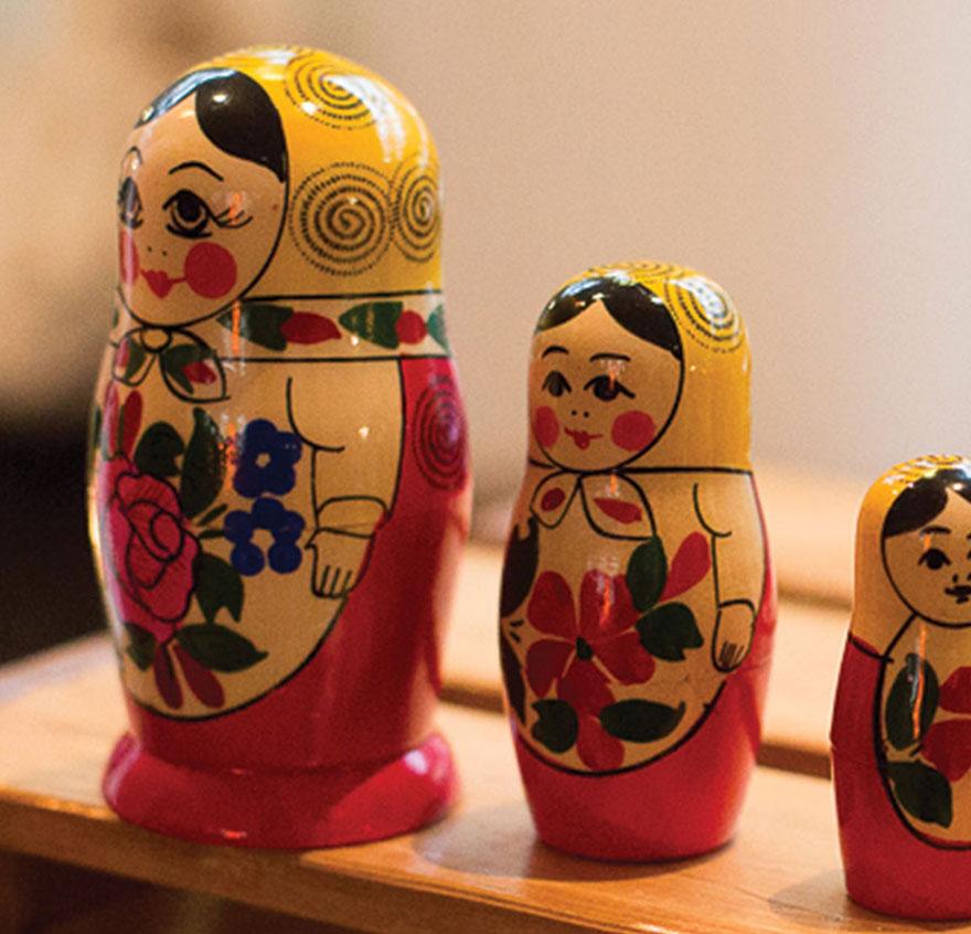 poupées russes montpellier