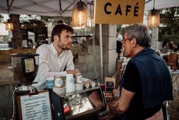 café évènementiel montpellier